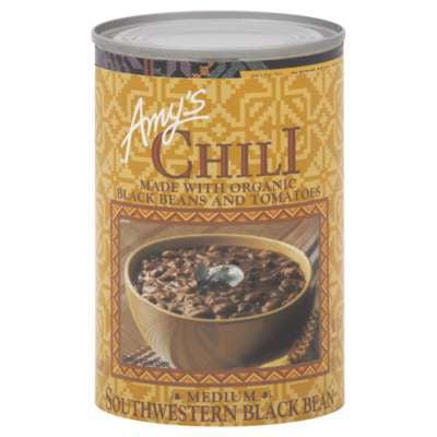 Chili Organic Southwestern Black Bean (Pack of 12)