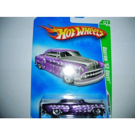 Hot Wheels Treasure (Hot Wheels 2009 Treasure Hunt Custom '53 Chevy 1:64 Scale)