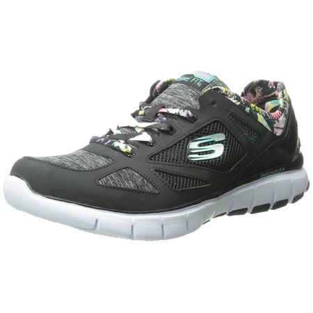 f95356a14de3 Skechers - Skechers Sport Women s Skech Flex Relaxed Fit Sneaker -  Walmart.com