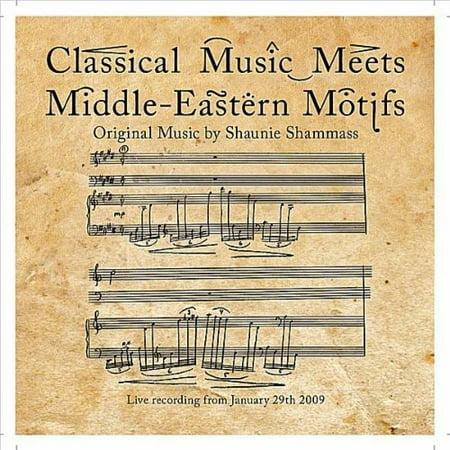 Motifs Cd - Classical Music Meets Middle-Eastern Motifs