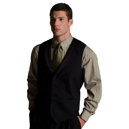 Edwards 4495 Men's Formal satin Shawl (Satin Shawl Vest)