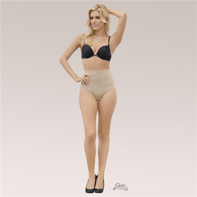 a060e9727 Julie France Leger Mid Waist Panty Shaper  44  Nude - Small ...