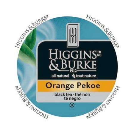 Higgins & Burke Specialty Tea Orange Pekoe, RealCup portion pack for Keurig K-Cup Brewers, 96 Count