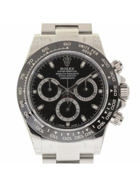7120f907d327 Product Image Pre-Owned Rolex Daytona 116500 Steel Watch (Certified  Authentic   Warranty)