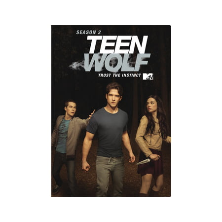 Teen Wolf: Season 2 (DVD) - Colton Haynes Halloween