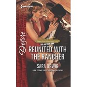 Reunited with the Rancher - eBook