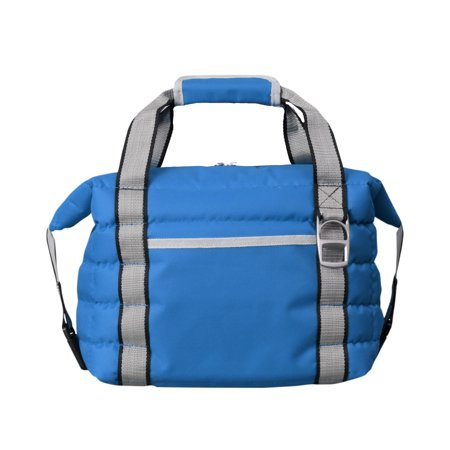 Soft Sided Insulated Collapsible Cooler Bag Holds 16