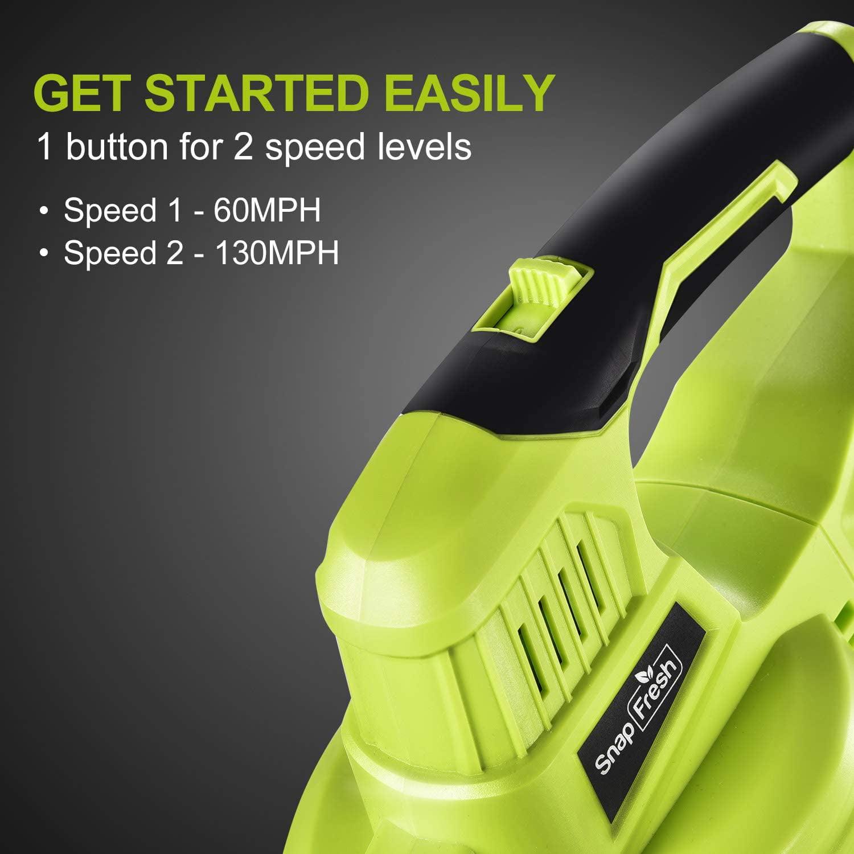 snapfresh SnapFresh 20V Leaf Blower BBT-YOR0101