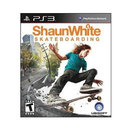 Ubisoft Shaun White Skateboarding Sports Game - Playstation 3 (ps3ubi34667)