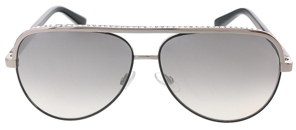 840f8dbf1fae Jimmy Choo - Jimmy Choo LINA S 0TI5 Ruthenium Aviator sunglasses -  Walmart.com