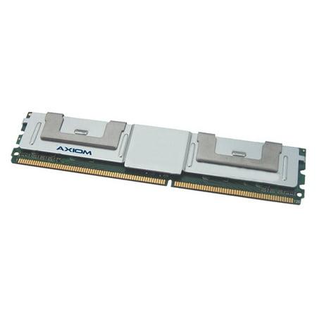 - Axion SO.FB2GB.M01-AX Axiom 2GB DDR2 SDRAM Memory Module - 2 GB (1 x 2 GB) - DDR2 SDRAM - 667 MHz DDR2-667/PC2-5300 - ECC - Fully Buffered - 240-pin - DIMM