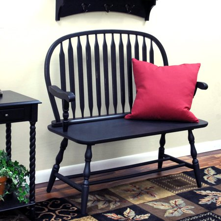 Cherry Windsor Bench (Carolina Chair and Table Windsor Bench )