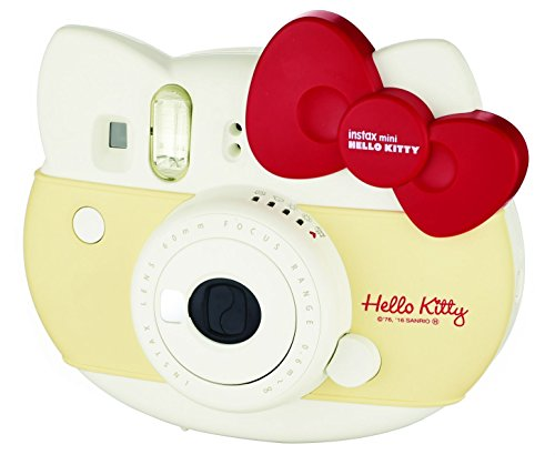 Fuji Instax Mini Hello Kitty Sanrio Instant Photos Films Polaroid Camera 2016 Limited Edition Red