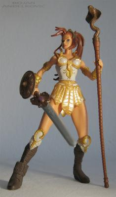Masters of the Universe MOTU 200X Teela Action Figure by Mattel by Mattel