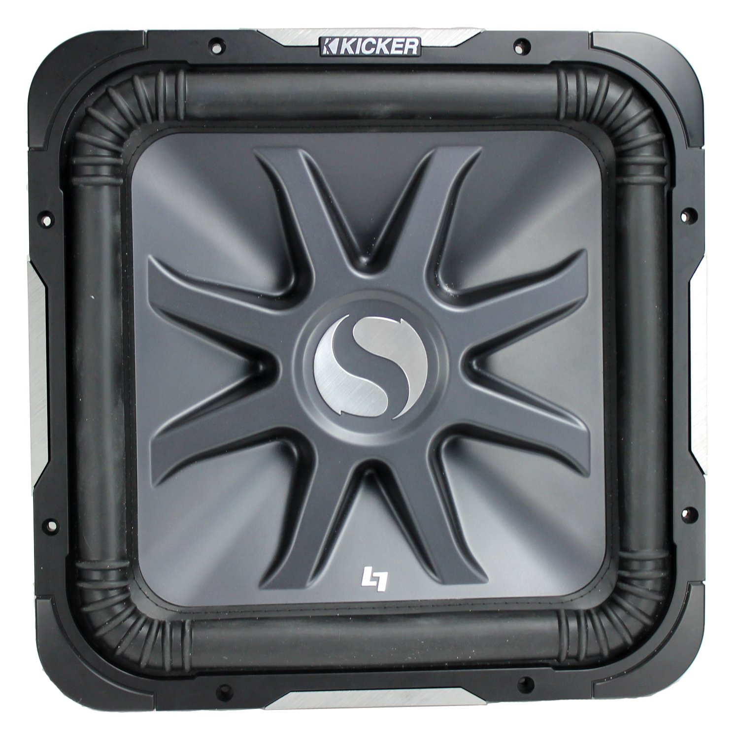 New Kicker S15l7 15 2000w 2 Ohm Car Audio Subwoofer Sub Woofer L7 12 Wiring Diagram Solo Baric
