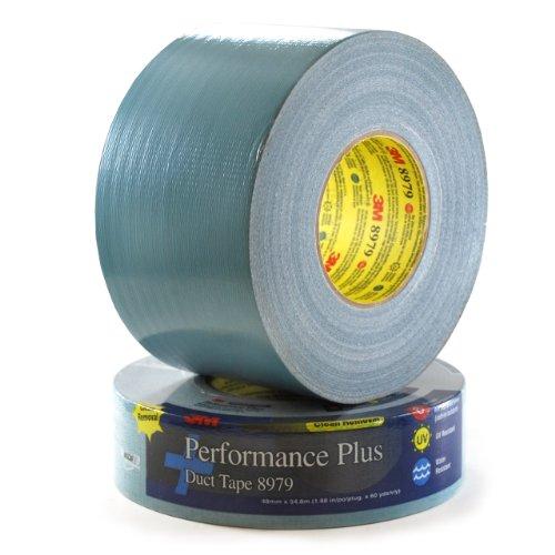 3M 8979 Performance Plus Duct Tape, Slate Blue