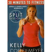 30 Minutes to Fitness: Split Sessions Upper and Lower Body Workouts (DVD)