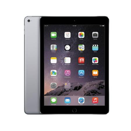 Apple iPad Air 16GB Black Wi-Fi A-Graded Refurbished