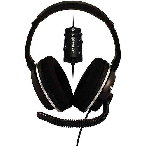 Turtle Beach Ear Force PX21 Gaming Headset (PS3)