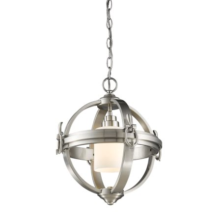 Artcraft Lighting Sc13021 Pharmacy 1 Light 1 Tier Globe Chandelier