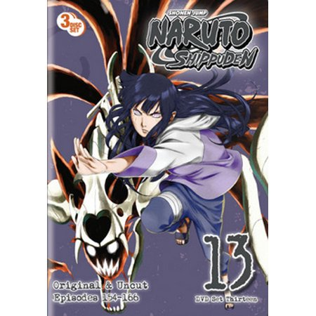 Naruto Shippuden: Box Set 13 (DVD) ()
