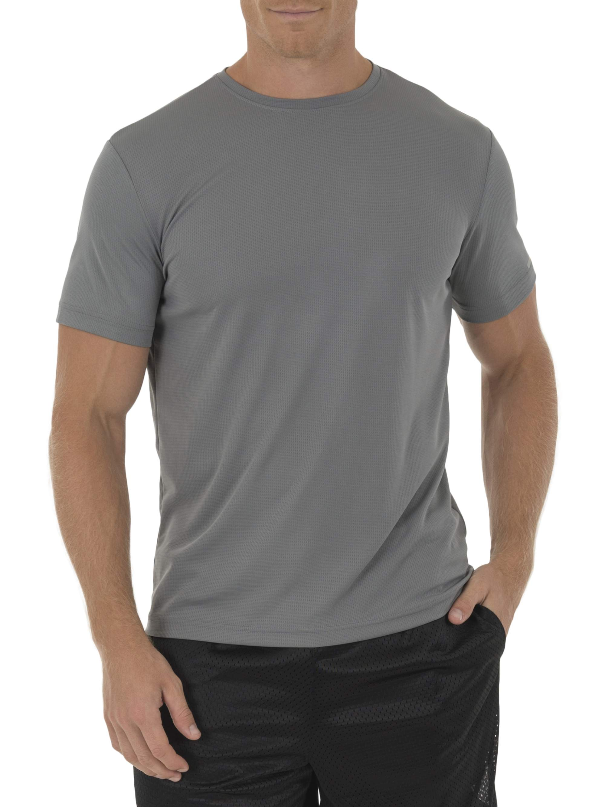 Big Men's Core Quick Dry Short Sleeve Tee