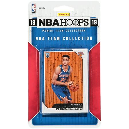 New York Knicks 2018-19 Team Card Set - No Size](New York Knicks Cheerleaders)