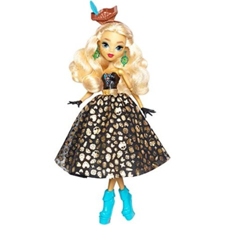 Monster High Shriekwrecked Dayna Treasura Jones Doll (Monster High Nile)