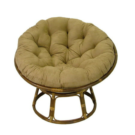 Blazing Needles Papasan Lounge Chair Cushion
