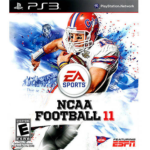 NCAAFootball 2011 (PS3) - Pre-Owned