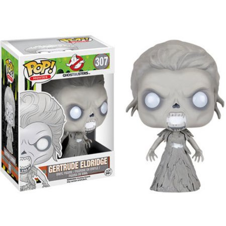 funko pop movies ghostbusters 2016 gertrude walmart com