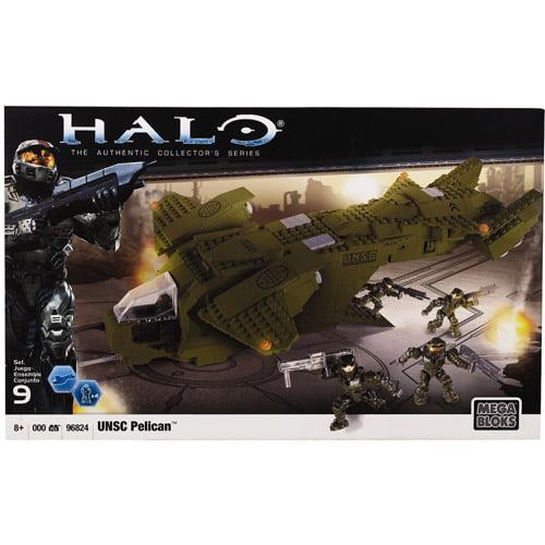 Mega Brands Halo UNSC Pelican Dropship
