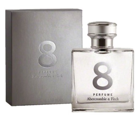 8 Perfume Eau De Parfum 1.7 oz / 50 ml By Abercrombie & Fitch For Women