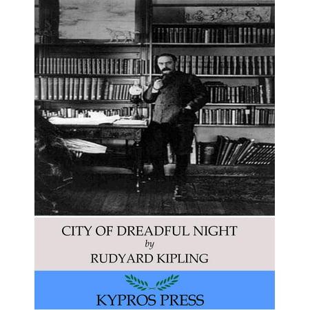 City of Dreadful Night - eBook ()