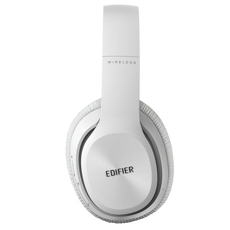 Edifier W820BT Bluetooth Headphones - Foldable Wireless Headphone with 80-hour Long Battery Life - White - image 6 of 7