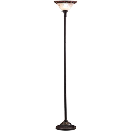 Better Homes Amp Gardens 70 Quot Victorian Floor Lamp Led Bulb Included Walmart Com