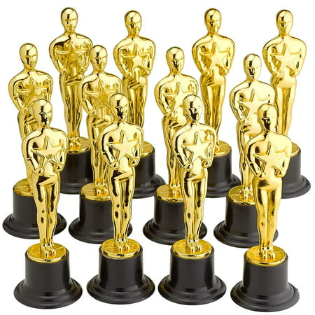 Plastic Trophy – 12 Pack 6 Inch Figure Trophy, Competitions, Awards, Ceremonies, Contests, Parties, Party favors, Props, Rewards, Prizes, Games, School, Field Day, Boys And Girls - Kidsco](Halloween Party Contests For Adults)