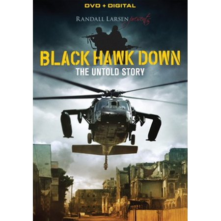 Black Hawk Down: The Untold Story (DVD)