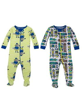 a96a56d60 Gray Baby Pajamas - Walmart.com