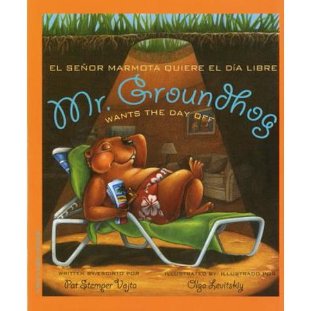 Mr. Groundhog Wants the Day Off](Groundhog Day Crafts)