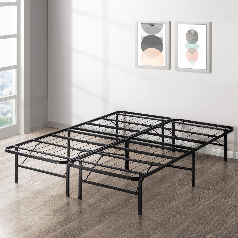 Marvelous Best Price Mattress Innovative Steel Platform Bed Frame Multiple Sizes Andrewgaddart Wooden Chair Designs For Living Room Andrewgaddartcom