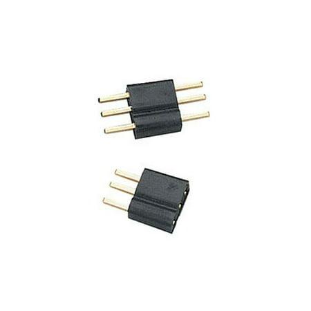 WS Deans 1003 3 Pin Connector - 1 Pair WSD1003 ()