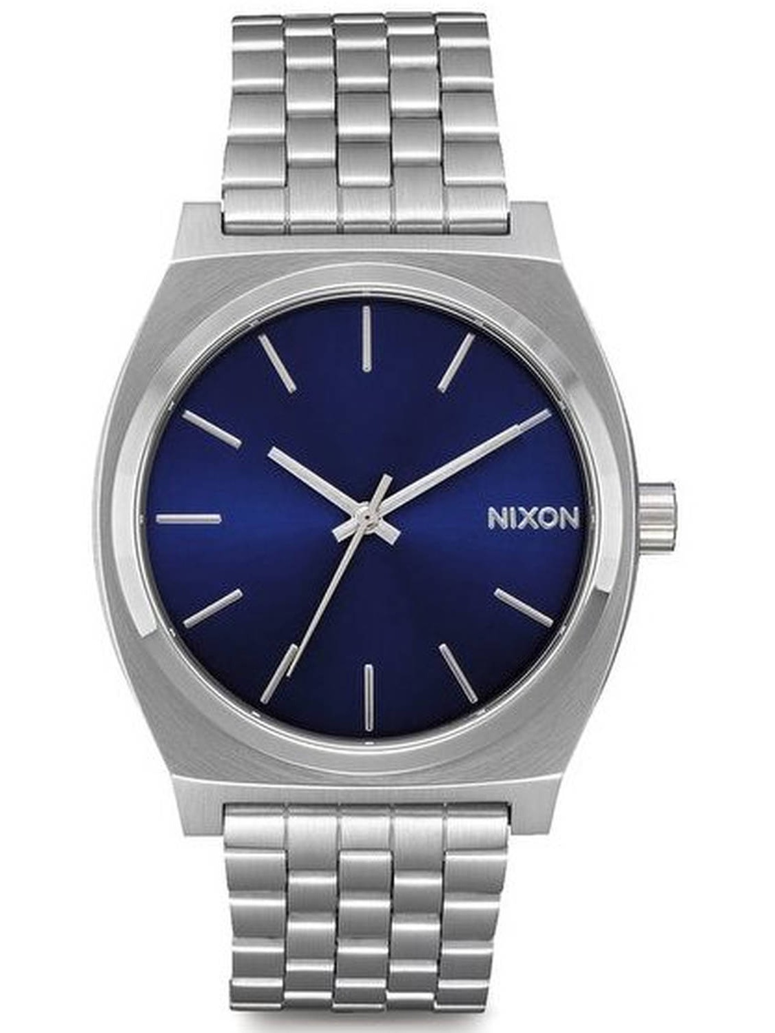 Time Teller Stainless Steel Unisex Watch, A0451258
