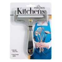 """Fox Run Cheese Slicer Wire 3.75"""" W Stainless Steel Carded"""