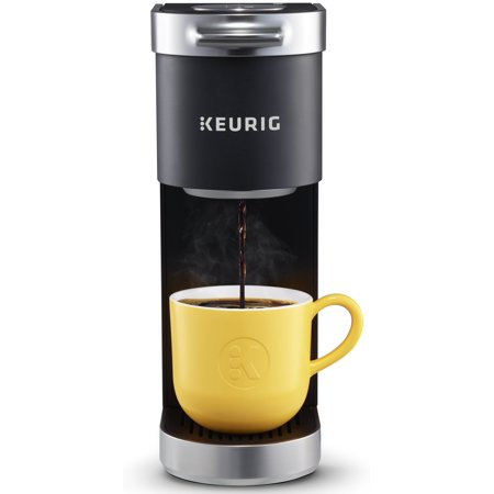 Keurig K-Mini Plus Single Serve K-Cup Pod Coffee Maker, Black
