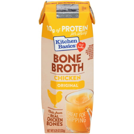 (6 Pack) Kitchen Basics® Original Chicken Bone Broth, 8.25