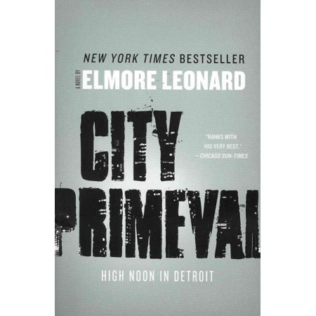 City Primeval : High Noon in Detroit](Halloween At High Noon)