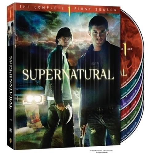 SUPERNATURAL-COMPLETE 1ST SEASON (DVD/WS/6 DISC/PT-FR-SP SUB)