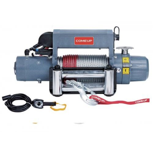 Comeup 856364 9,000 lbs. 2.6HP SELF RECOVERY WINCH DV-9i USA / 24V, W/ CH