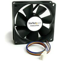 Startech FAN8025PWM 80x25mm Computer Case Fan
